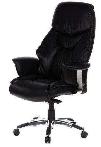 b rostuhl chefsessel prado leder schwarz hjh office b2b deutschland. Black Bedroom Furniture Sets. Home Design Ideas