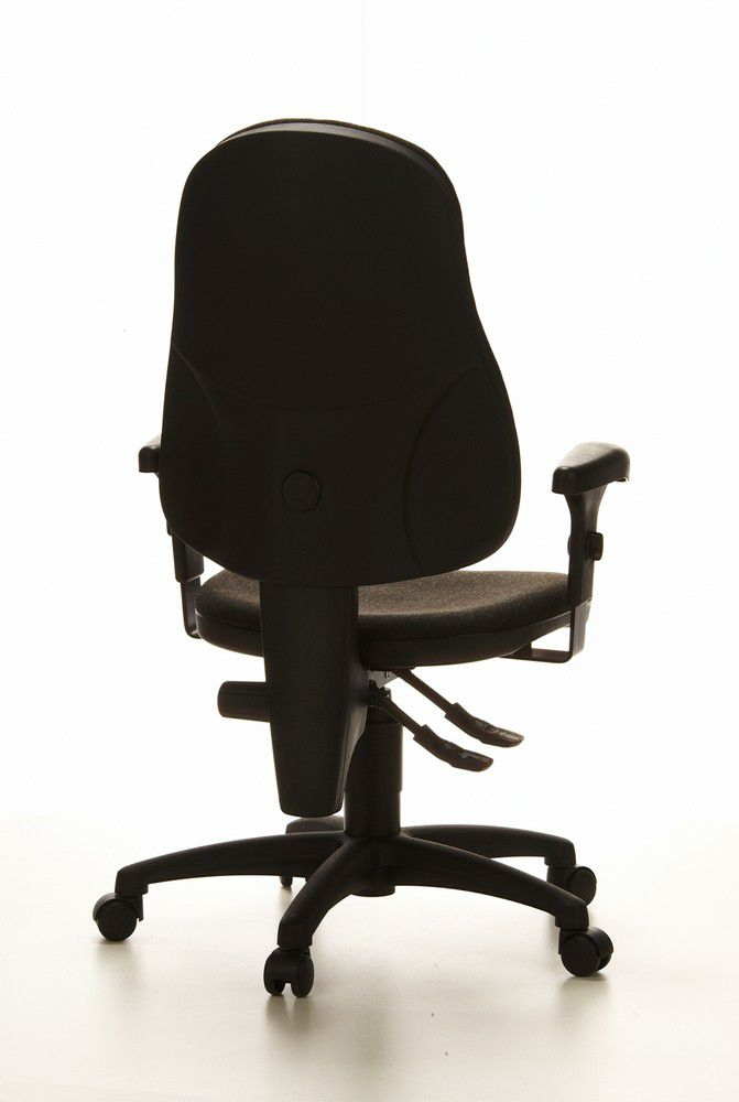 Topstar Bürostuhl Drehstuhl CALIFORNIA 60 Stoff schwarz