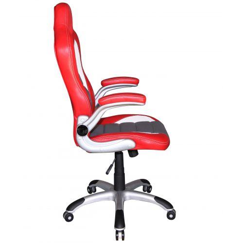 Sport Office Hjh Gaming Stuhl Rot B2b Racer Weiß Bürostuhl rWBQxeCodE