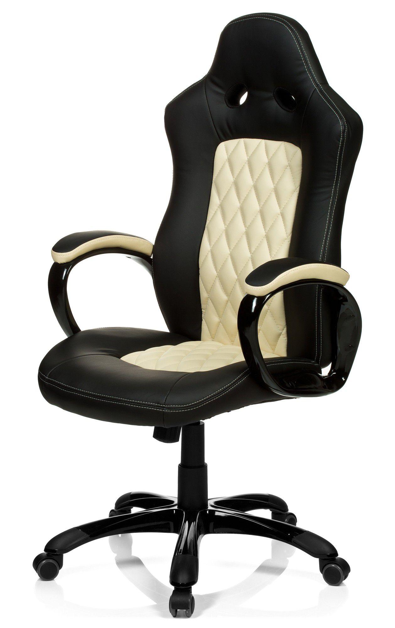 gaming stuhl b rostuhl racer executive kunstleder. Black Bedroom Furniture Sets. Home Design Ideas