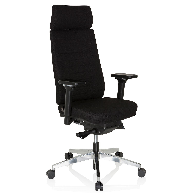 b rostuhl arbeitsstuhl move tec pro 3d stoff schwarz. Black Bedroom Furniture Sets. Home Design Ideas