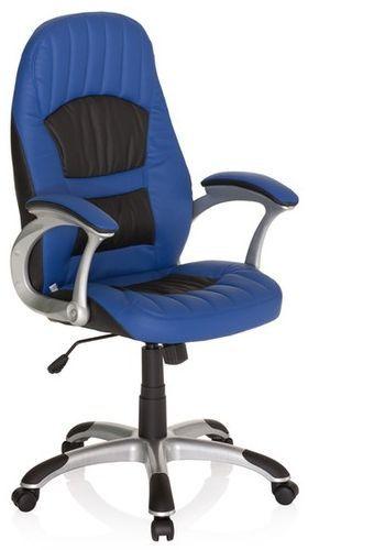gaming stuhl b rostuhl racer 200 kunstleder blau schwarz hjh office b2b deutschland. Black Bedroom Furniture Sets. Home Design Ideas