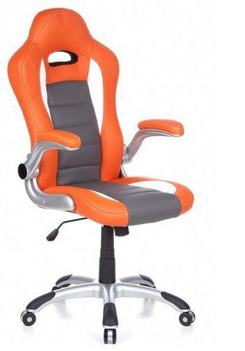 gaming stuhl b rostuhl racer sport orange wei hjh office b2b deutschland. Black Bedroom Furniture Sets. Home Design Ideas