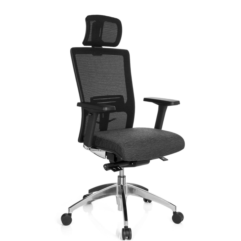 b rostuhl chefsessel astra lux netz hjh office profi office b2b deutschland. Black Bedroom Furniture Sets. Home Design Ideas