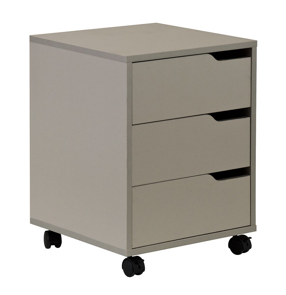 * Rollcontainer ORGANISER silber / graphit hjh OFFICE