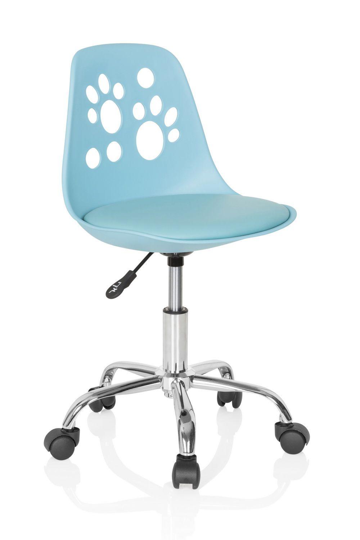 Kinderstuhl / Drehstuhl FANCY I blau hjh OFFICE